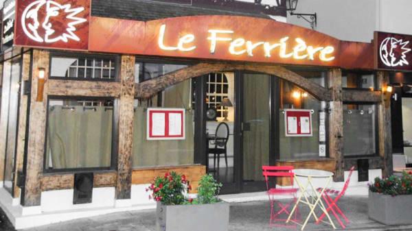 Entrée - Le Ferriere, Ozoir-la-Ferrière