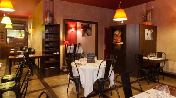 Salle - Restaurant Thomas, Lyon