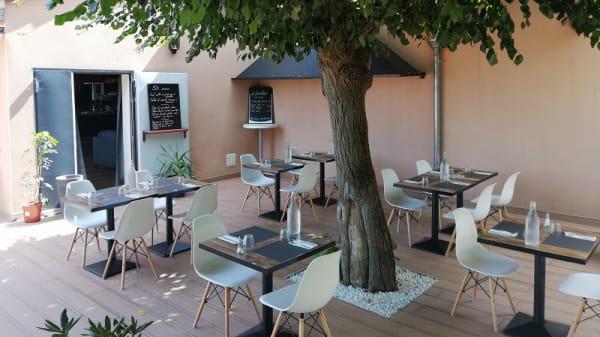 Terrasse - Le Samothras, Toulouse
