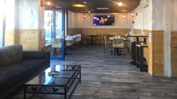 Salle - Pizza Time's, Champs-sur-Marne
