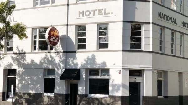 The National Hotel, Geelong (VIC)