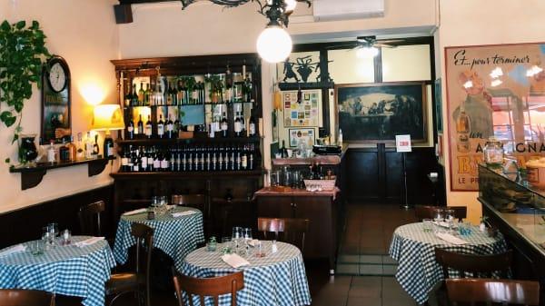 La Sala Bistrot - Alzaia 26, Milan