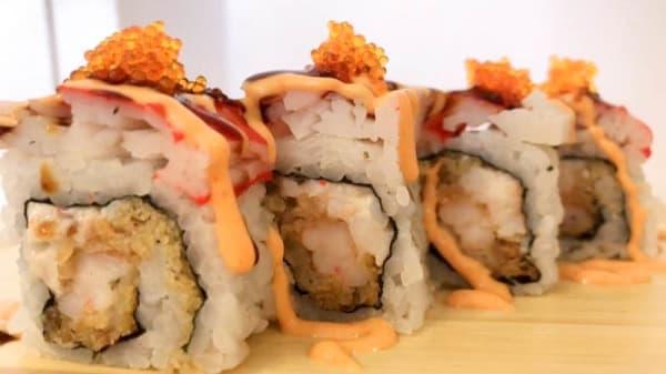 Suggerimento dello chef - Itako Sushi, Fossò