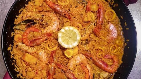 Sugerencia del chef - LA PARRILLA DE SAN VICENTE, Lorca