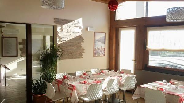 Vista sala - Ristorante Pizzeria ZioCosimo e Caterina