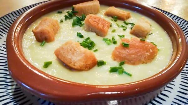 Sugerencia del chef - La Santa, Sevilla