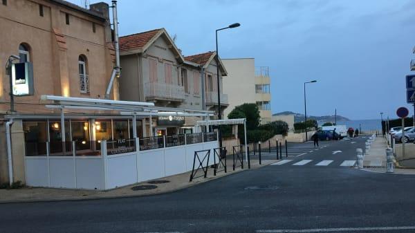 Terrace - La Toquade, La Seyne-sur-Mer