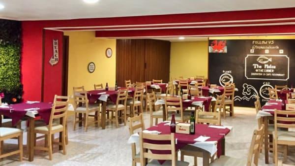 Sala - The Plaice in the Corner, Alicante