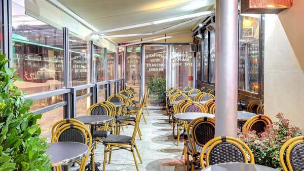La mezzanine - Train Pub, Rueil-Malmaison