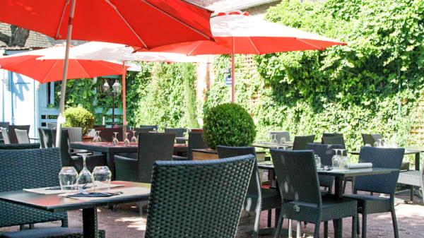 Terrasse et jardin - Val de Beauté, Nogent-sur-Marne