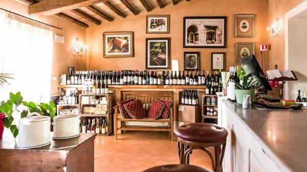 Sala del ristorante - Favorita Osteria, Bastia Umbra