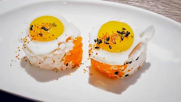 Sugestão do chef - Sushi D'art, Tavira