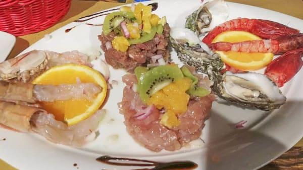 Suggerimento dello chef - Tampasio Beach, San Vito Lo Capo