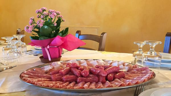 Piatto - Agriturismo Isorella, Cherasco