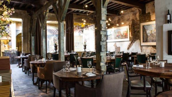 Het restaurant - Van der Dussen, Delft