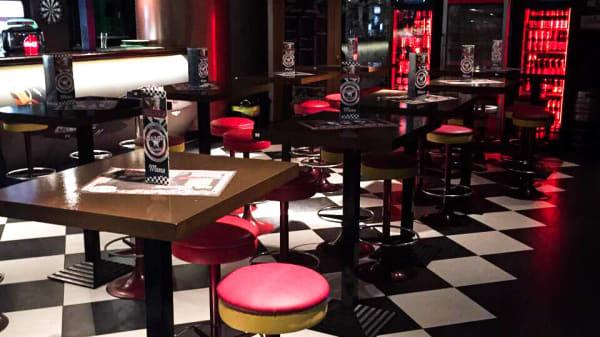 La sala - Brodway café Montecchio, Montecchio Maggiore-Alte Ceccato