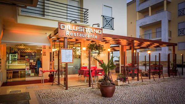 Restaurante - O Lusitano, Albufeira