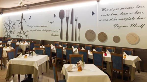 Salone ristorante - Terrazza sull'Adda, Trezzo sull'Adda MI