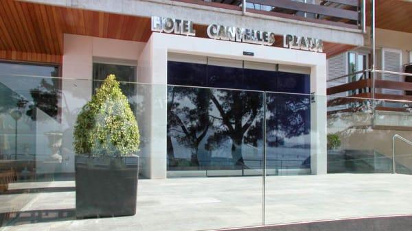 Entrada - Hotel Canyelles Platja, Roses