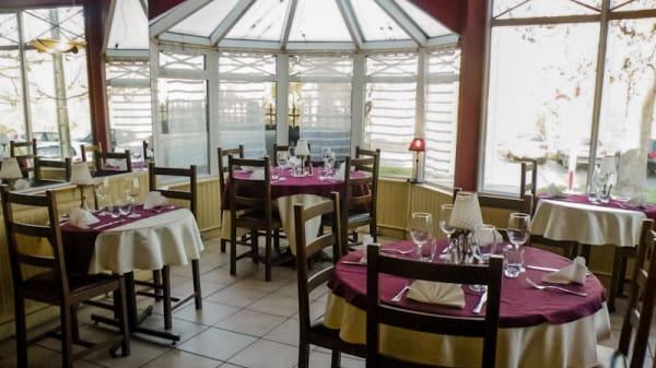 Vue de l'intérieure - L'Assiette du Gournaysien, Gournay-sur-Marne