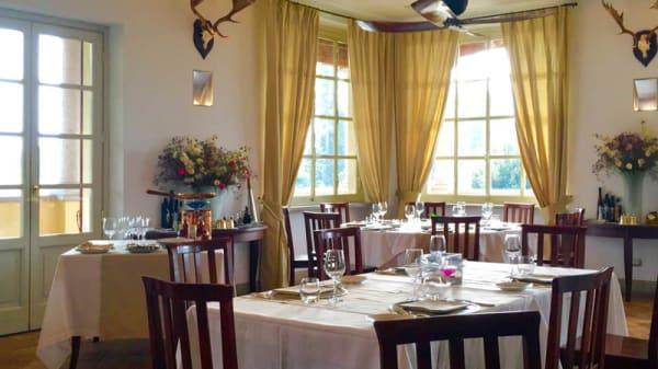 Sala ristorate Tana d'Orso - Tana d'Orso, Varese