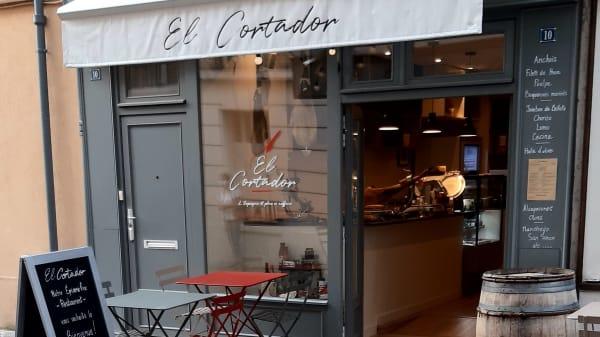 El Cortador, Saint-Germain-en-Laye