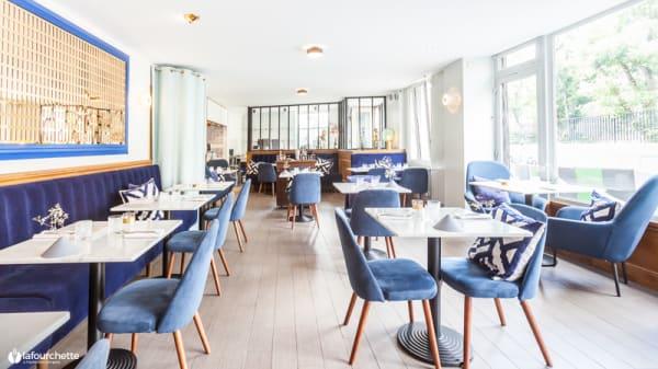 Salle du restaurant - Sourire, le Restaurant, Paris