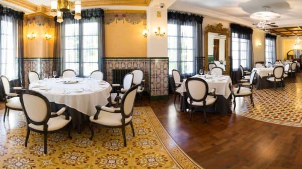 Salones del Restaurante - Restaurante San Ramón del Somontano, Barbastro