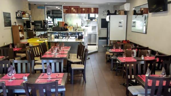 Salle du restaurant - Chez PP, Marseille