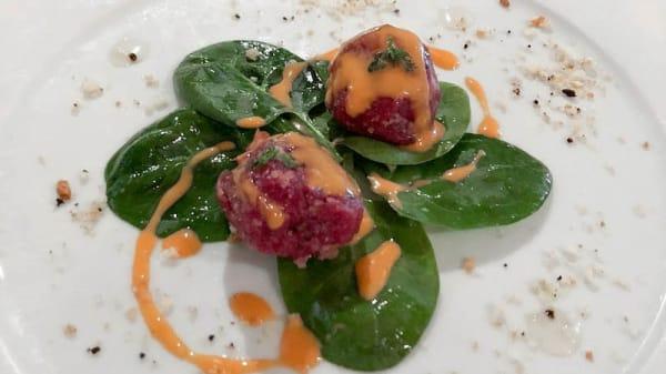Suggerimento dello chef - Osteria Vineria Campana, Pomigliano d'Arco