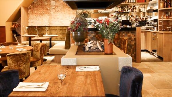restaurantzaal - La Forca, Haarlem