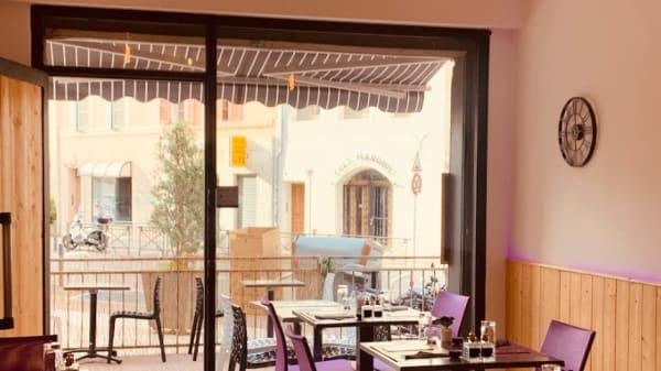 Vue de l'intérieur - Kosy Sushi, Marseille