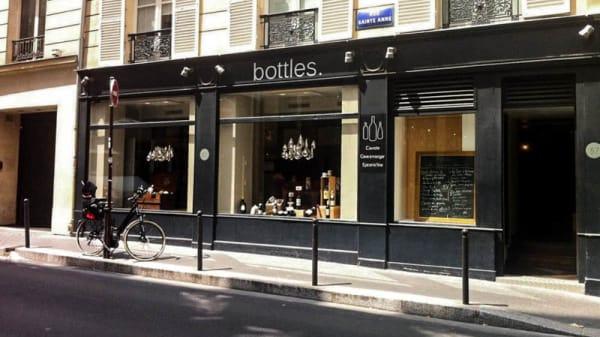 Devanture - Bottles, Paris