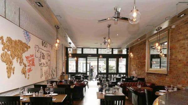 Sirous Steak & Persian Cuisine Restaurant, London