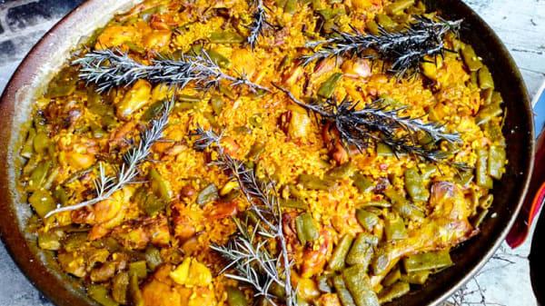 Sugerencia de plato - Alalumbre, Venta Del Moro