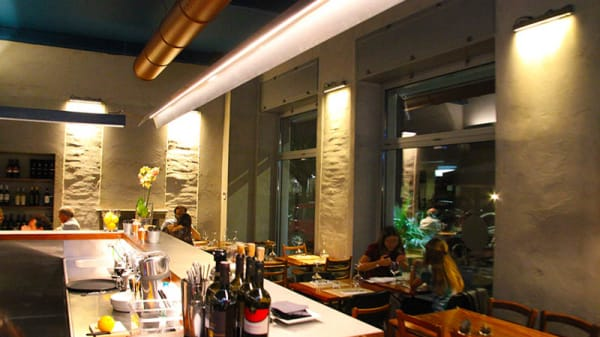 vista sala - Labo Cucina e Caffè, Milano