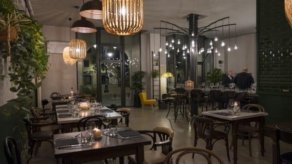 Vista sala - PERÒ - fine dining with cocktail, Pisa