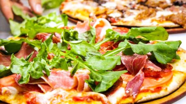 Sugerencia del chef - The Pizza Factory (Patio Bellavista), Santiago de Chile