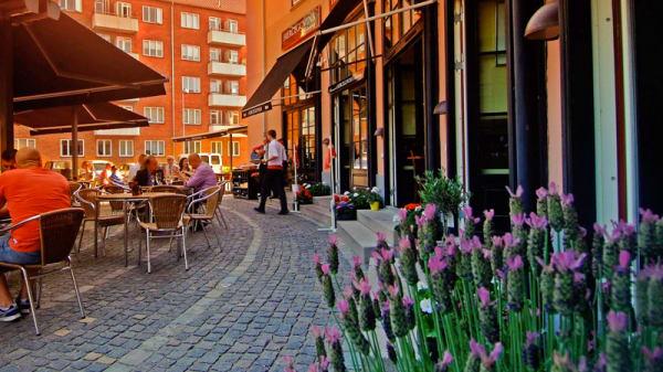 Restaurangens - Restaurant Hercegovina, Frederiksberg