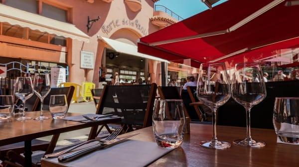 Terrasse - Côté Marché Bistrot Cannes, Cannes