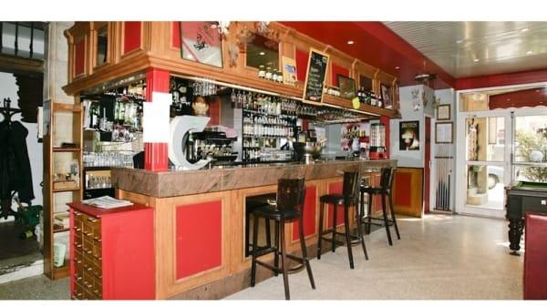 Zoom sur le bar - Les Dentelles, Vacqueyras