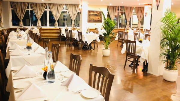 Manjal Restaurant, Loughton