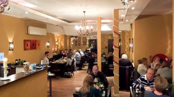 Het restaurant - Gaspare Ristorante Pizzeria, Leiden