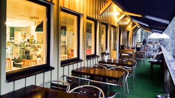 entre - Ekogården Restaurang och Cafe, Lidingö