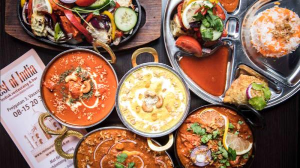 kockens forslag - Best of India, Stockholm