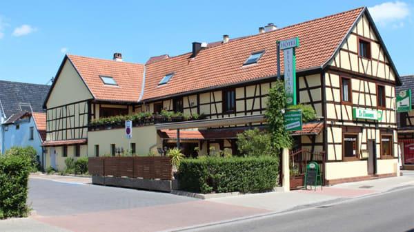 Vue Extérieur - Restaurant du Chasseur, Illkirch-Graffenstaden