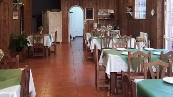 Vista de la sala - Mesón Las Tradiciones, Icod de los Vinos