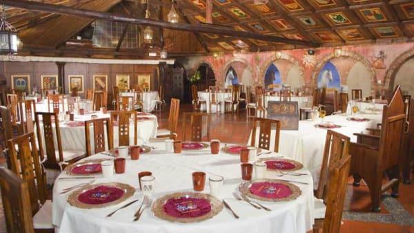 Sala del ristorante - Torre dei Gelsi, Cisliano