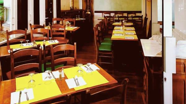 Salle - Le Point Bar, Bagnolet