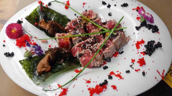 Sugerencia del chef - Rinconete..., Zaragoza